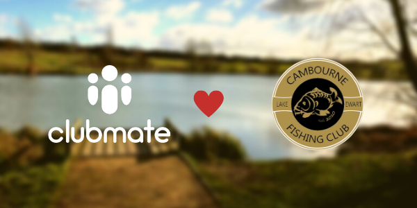 Cambourne Fishing Club chooses Clubmate